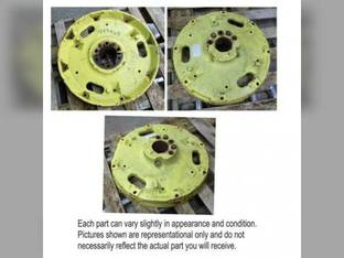 Used Rear Cast Wheel John Deere 4250 8430 4320 4440 4050 7020 4240 8630 4450 4230 7520 4000 4020 4040 4430 R34680