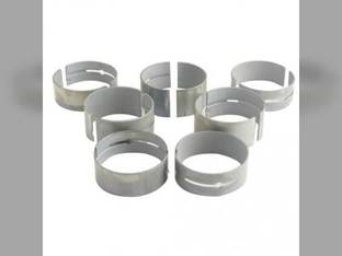 "Main Bearings - .010"" Oversize - Set Hesston 160-90 180-90 1580 1880"