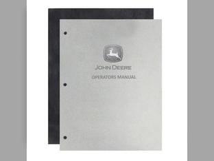Operator's Manual - JD-O-OMT33756 John Deere 420 420