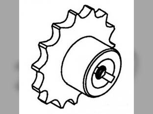 Straw Walker And Shoe Drive Sprocket John Deere 7700 6602 6600 6601 H80389