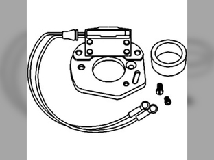 Distributor, Electronic Ignition, Module