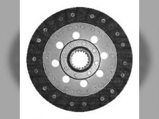 Remanufactured Clutch Disc Ford 1700 1500 1900 Kubota L345 L305 White 2-30 2-35 Shibaura SE3040 33-0047228 72165108