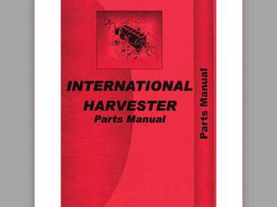 Parts Manual - IH-P-1620 COMB International Harvester Case IH 1620