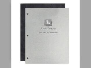 Operator's Manual - JD-O-OMR2008 John Deere D D