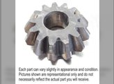 Used Differential Pinion Gear John Deere 4000 4010 4020 4040 4230 4240 4320 4430 4440 7520 8430 8440 8630 8640 R26035