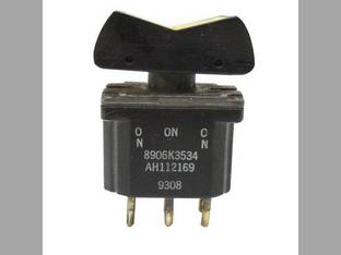 Used Rocker / Toggle Switch John Deere CTS 9400 9410 9500 9510 9600 9610 4890 4990 AH112169
