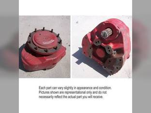 Used Final Drive Case IH 1660 1644 1666 1680 1688 1342937C1