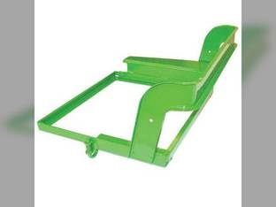 Seat Frame Assembly Steel Green John Deere MT M MC AM1956T