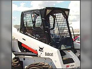 All Weather Enclosure Skid Steer Loaders 553 751 753 763 773 863 873 Bobcat 763 753 751 873 863 553 773