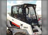 All Weather Enclosure For Bobcat Skid Steers