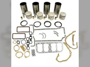 "Engine Rebuild Kit - Less Bearings - .040"" Liners Ford 120 2N 8N 9N"