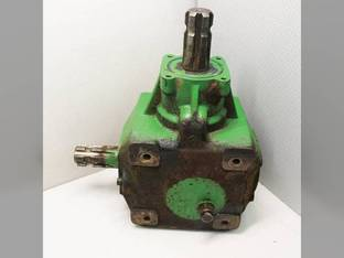 Used Baler Gear Box John Deere 568 468F 459 469 449 448 468 558 458F 458 AFH202245