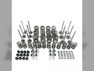 Valve Train Kit White 2-85 8700 8900 8600 8800 2-105 7300 Massey Ferguson 750 760 1130 1135 1105 Perkins 6354.1 T6354.4 6354.4
