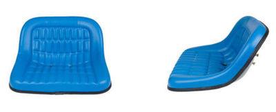 SEAT CUSHION - BLUE