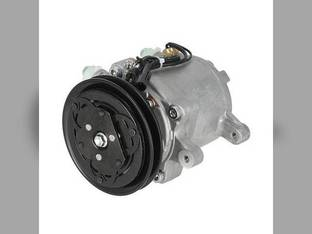 Compressor with Clutch