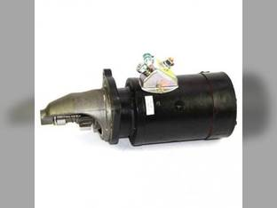Remanufactured Starter - Delco Style (4129) Case 300B 320B John Deere B