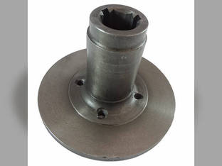 Feeder House, Jack Shaft, Drive Pulley Hub