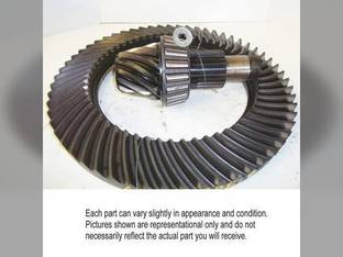 Used Ring Gear And Pinion Set John Deere 4840 4640 AR68932