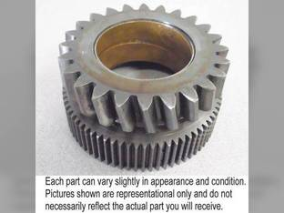 Used Transmission Input Pinion Gear Massey Ferguson 1100 1105 1130 1135 1150 1155 521955M91