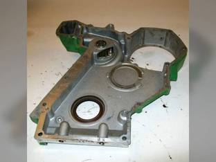 Used Timing Gear Cover John Deere 900 9650 STS 8400T 9650 9986 8100T 7820 535 8410 9750 STS 9650 CTS 7710 300D 7810 7920 9510 8310 8300T CTSII 9510 SH 9550 8210 7720 9550 SH 850 8200T 8110 9610 950