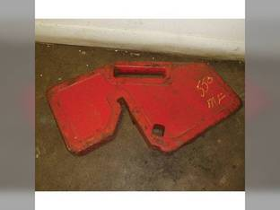 Used Weight - Suitcase