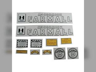 Decal Set International B