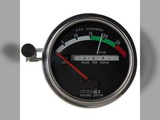 Tachometer Gauge Red Needle John Deere 4620 4010 3010 5010 700 4520 5020 4000 4020 6030 4320 AR26718