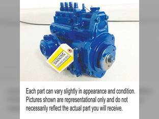 Used Injection Pump Ford 7700 5000 5610 6700 6610 6600 5600 5900 7610 6710 7710 7600 D9NN9A543GA