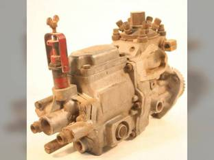 Used Fuel Injection Pump International 1066 631-558