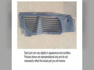 Used Engine Side Cover RH Fendt 922 Vario 924 Vario 927 Vario 930 Vario 933 Vario 936 Vario 72452909