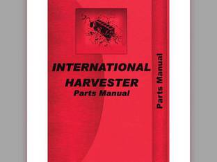 Parts Manual - IH-P-W30 International W30 W30