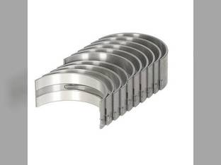 "Main Bearings - .010"" Oversize - Set Massey Ferguson 285 298 1085 Super 90 70 1080 698 90 745585M91"