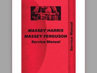 Operator's Manual - MH-O-MF85 DSL Massey Harris/Ferguson Massey Ferguson 85 85
