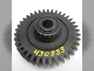 Used Hydraulic Pump Drive Output Gear New Holland 8770 8870 8770A 8970A 8670A 8870A 8970 8670 86505882