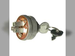 Ignition Key Switch John Deere 2360 2320 2420 AM32318 Toro 12-8140