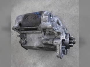 Used Starter - Denso OSGR (16650) Kubota KH28 L3650 KH60 L3710 R420 KH91 L4610 KX101 KH151 KH18 KH191 KH90 L4200 KX151 L4300 R520 15401-63010 New Holland L454 L455 Thomas T173 T103 T133 Bobcat 6653920