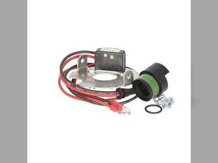 Electronic Ignition Kit - 12 Volt Negative Ground International 2756 706 756 2706 686 Hydro 70 766 666 Hydro 86 Case 930 900 940 970