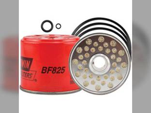 Filter Can-Type Fuel Filter Massey Ferguson Ford International New Holland Allis Chalmers Case Kubota David Brown John Deere Bobcat White JCB Hesston Case IH Minneapolis Moline Oliver Landini Leyland