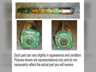 Used Idler Roller John Deer John Deere 556 535 566 530 AE42827