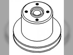 Water Pump Pulley Massey Ferguson 4225 375 4253 4243 365 4255 4245 4235 383 390 398 3113V022