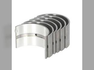 "Main Bearings - .020"" Oversize - Set David Brown 1200 995 990 1210 1212 1290 900 1390 1294 996 1394 Case 990 1294 995 1390 1200 1210 1290"