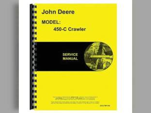 Service Manual - JD-S-TM1192 John Deere 850 1050 900 950