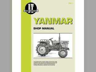 I&T Shop Manual - YM-1 Yanmar YM195 YM195 YM240 YM240 YM155D YM155D YM240D YM240D YM330D YM330D YM195D YM195D YM155 YM155 YM330 YM330 YM135 YM135 YM135D YM135D