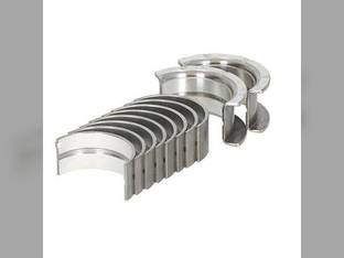 "Main Bearings - .020"" Oversize - Set International 384 BD144 354 B275 BD154 364 2444 B414 3414 BC144 2424 444 B434 424 3444 3444"