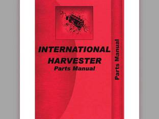 Parts Manual - IH-P-8CYLGAS Harvester International 815 815 915 915