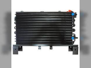 A/C Condenser, Fuel Cooler, Oil Cooler