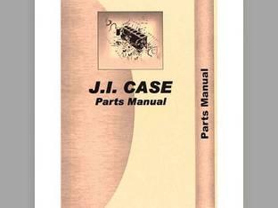 Parts Manual - 530CK Case 530CK 530CK