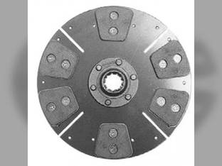 Remanufactured Clutch Disc John Deere 450C 450D 440B 440A 2010 450 440C 450B 455 448D 1010 450E 440 AT21066