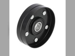 Idller Pulley - Air Condition Ford 7740 8240 3000 6640 4000 2000 5640 8340 5000 7840 F0NN8A618BB New Holland TS110 TS115 TS100 TS90 81871906