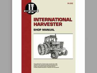 I&T Shop Manual - IH-202 Harvester (Farmall) International Hydro 186 Hydro 186 1566 1566 544 544 1568 1568 1466 1466 686 686 Hydro 100 Hydro 100 1468 1468 666 666 Hydro 86 1486 1486 1586 1586 656 656
